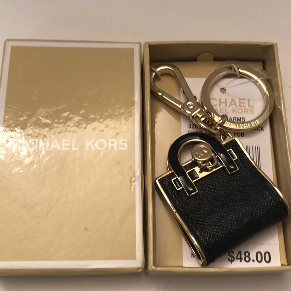 MICHAEL Michael Kors Accessories - Michael Kors Hamilton key fob